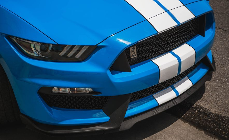 2017 Ford Mustang Shelby GT350 - Slide 71