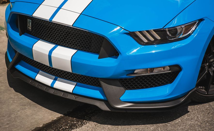 2017 Ford Mustang Shelby GT350 - Slide 76