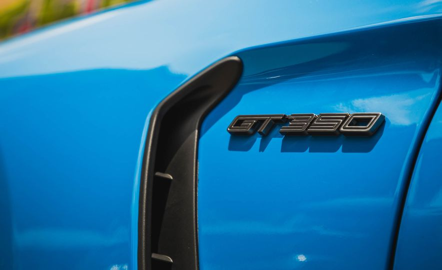 2017 Ford Mustang Shelby GT350 - Slide 78