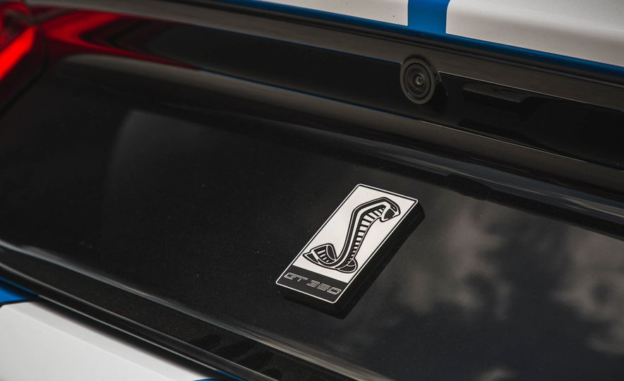 2017 Ford Mustang Shelby GT350 - Slide 80