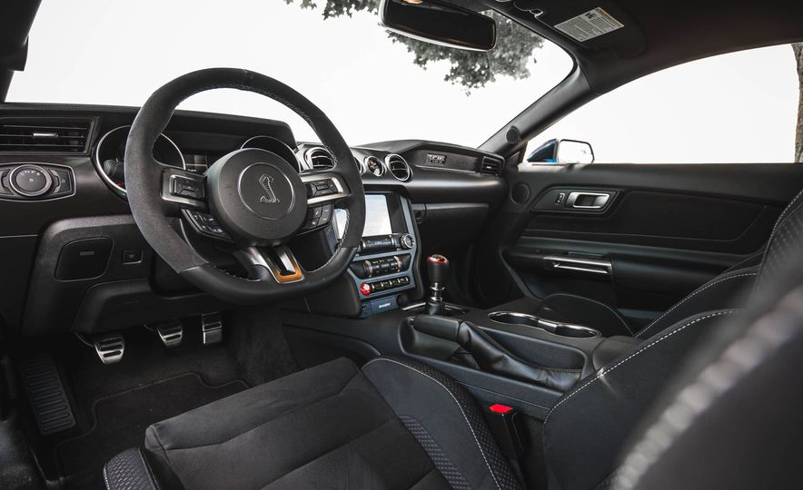 2017 Ford Mustang Shelby GT350 - Slide 86