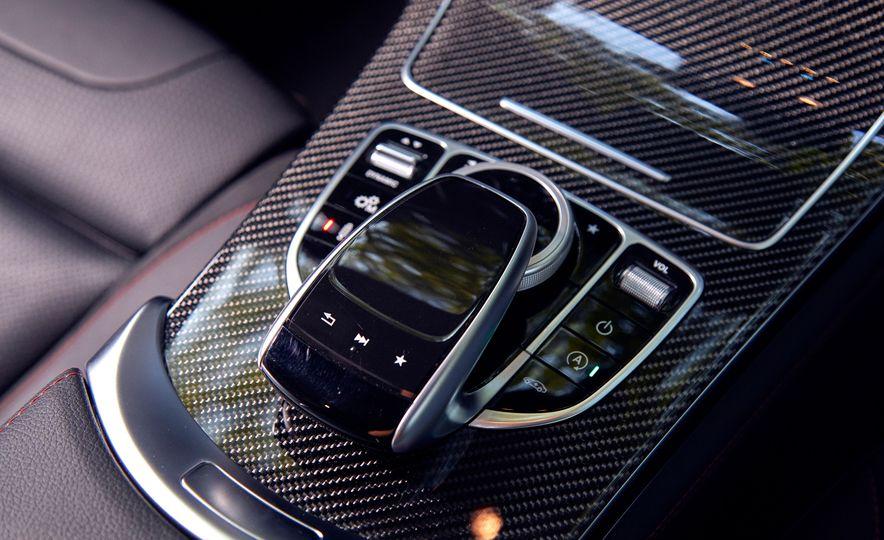 2017 Mercedes-AMG GLC43, 2018 Audi SQ5, and 2017 Porsche Macan S - Slide 25