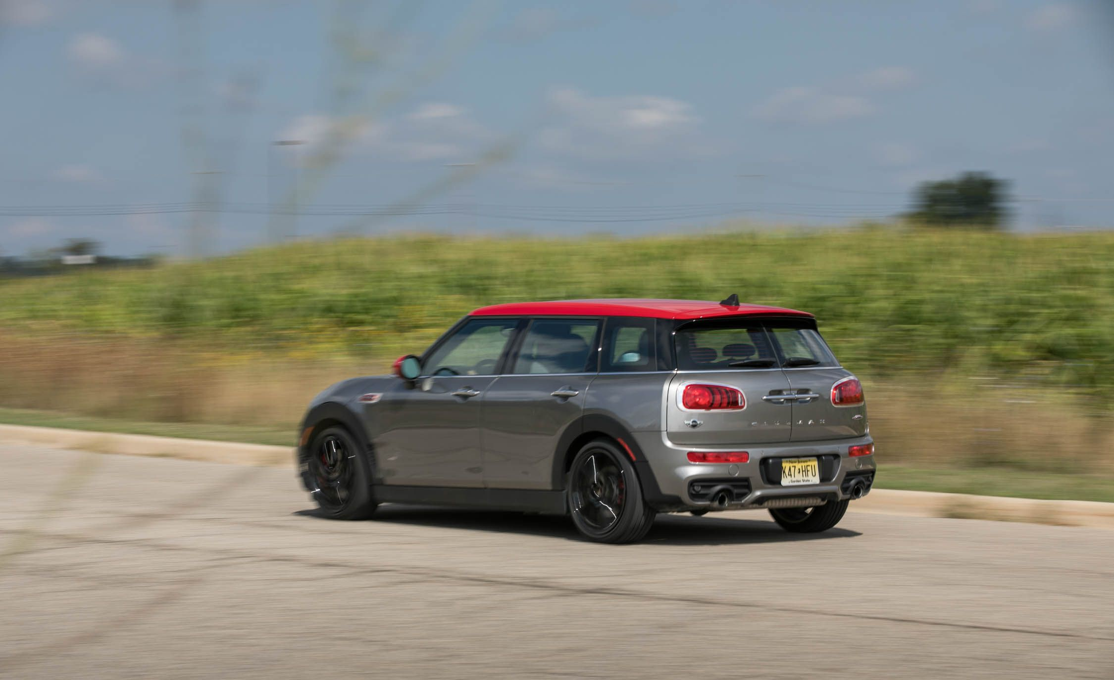 Mini Cooper Clubman Jcw Reviews Price Photos And Specs Car Driver