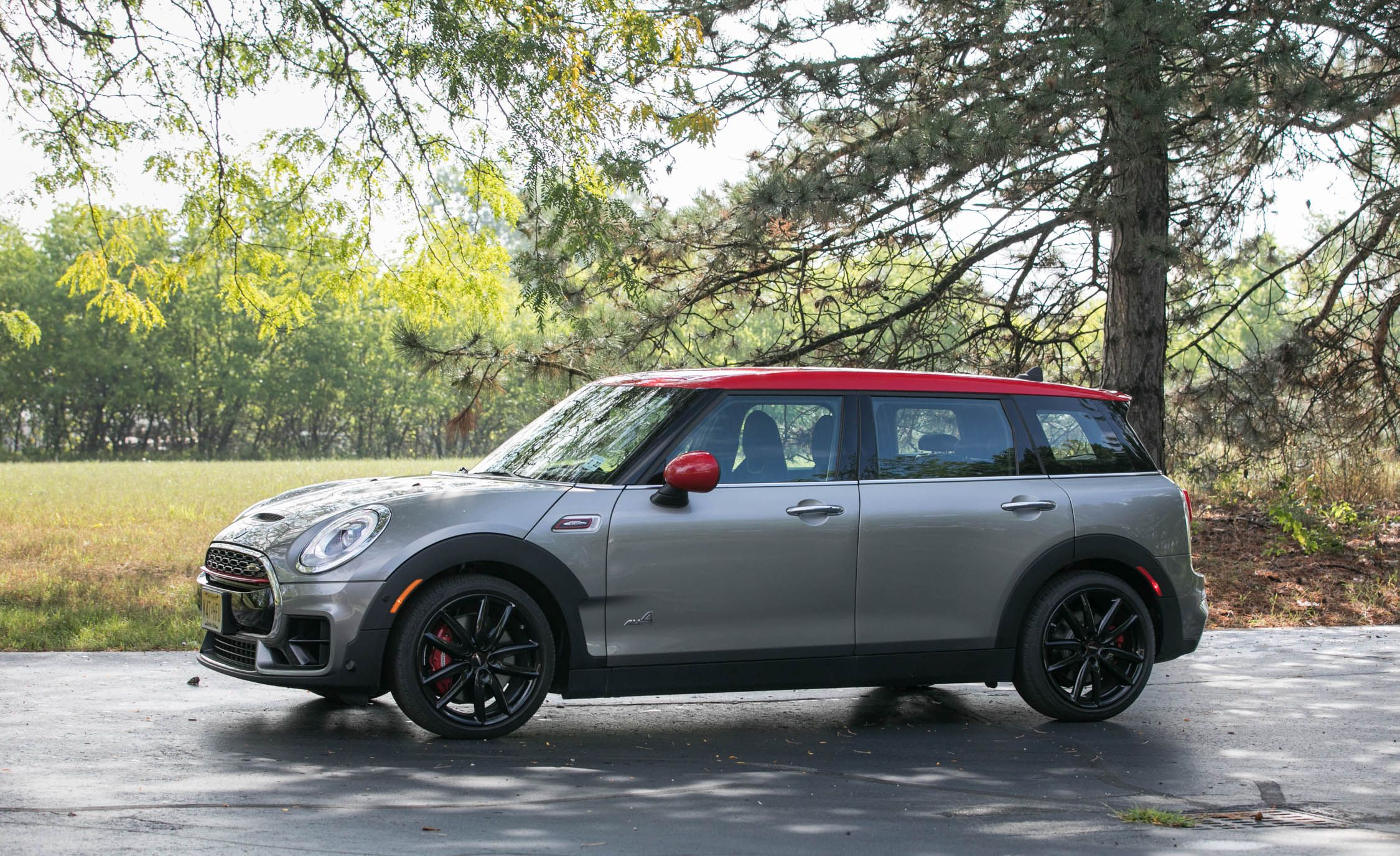 2019 Mini Cooper Clubman Jcw Reviews Price Photos And Specs Car Driver