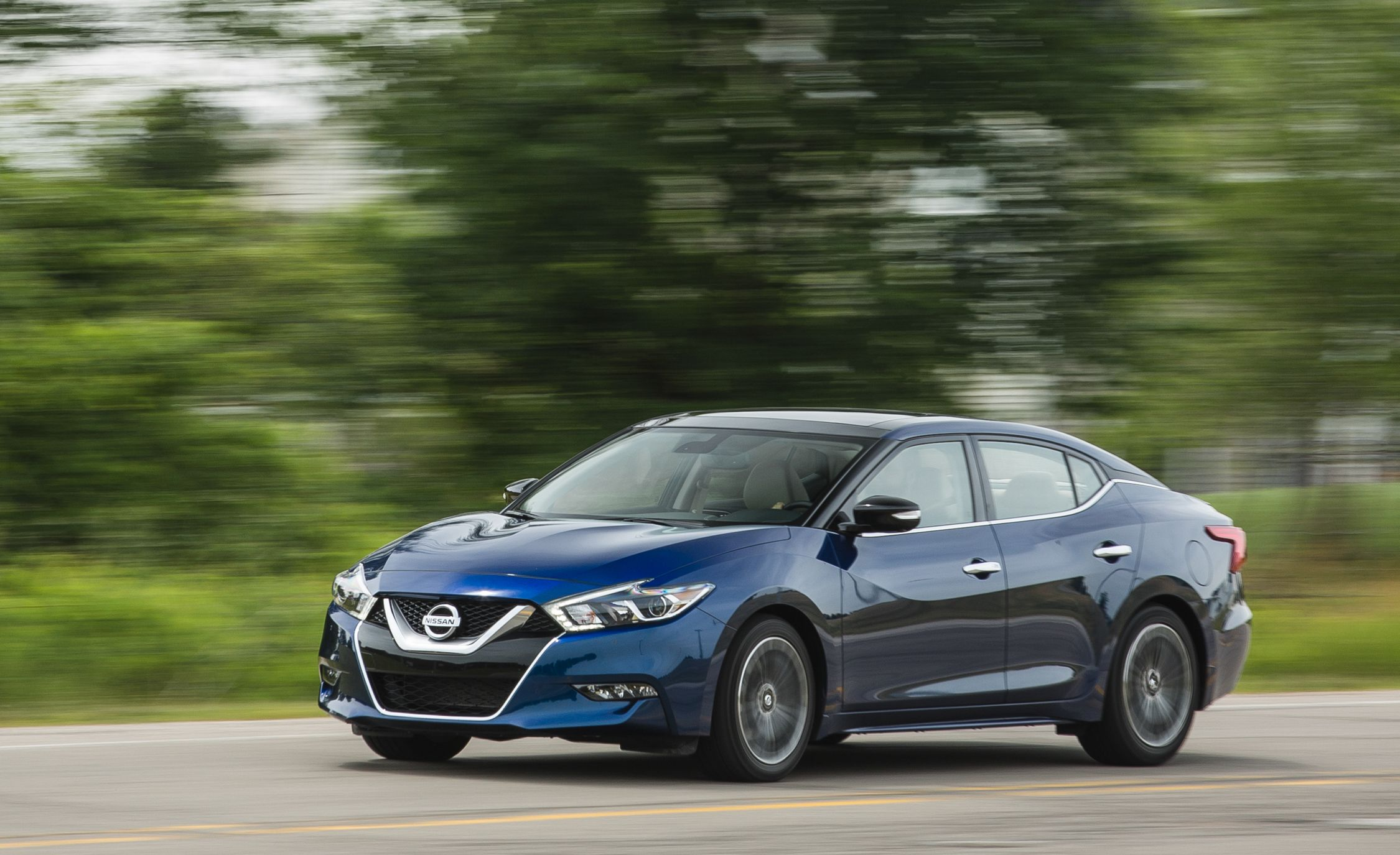 2018 Nissan Maxima | Performance and Driving Impressions Review ...