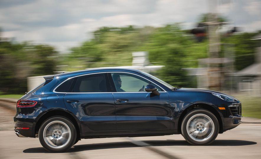 2017 Mercedes-AMG GLC43, 2018 Audi SQ5, and 2017 Porsche Macan S - Slide 28