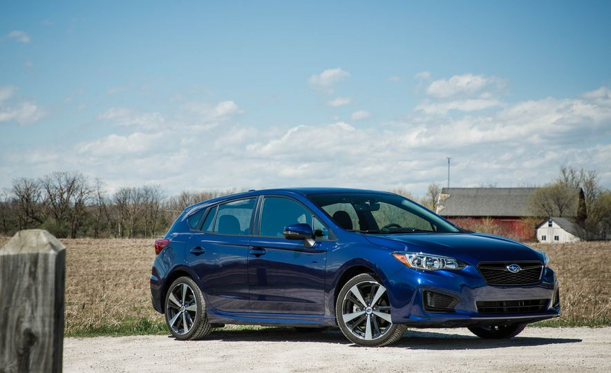 2017 Subaru Impreza - Slide 7