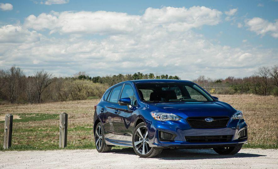 2017 Subaru Impreza - Slide 9