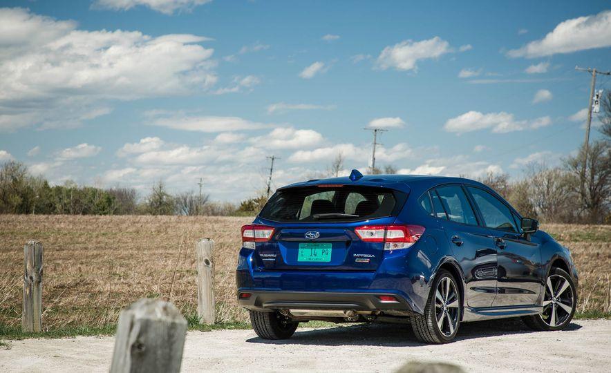 2017 Subaru Impreza - Slide 10