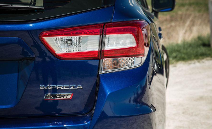 2017 Subaru Impreza - Slide 19