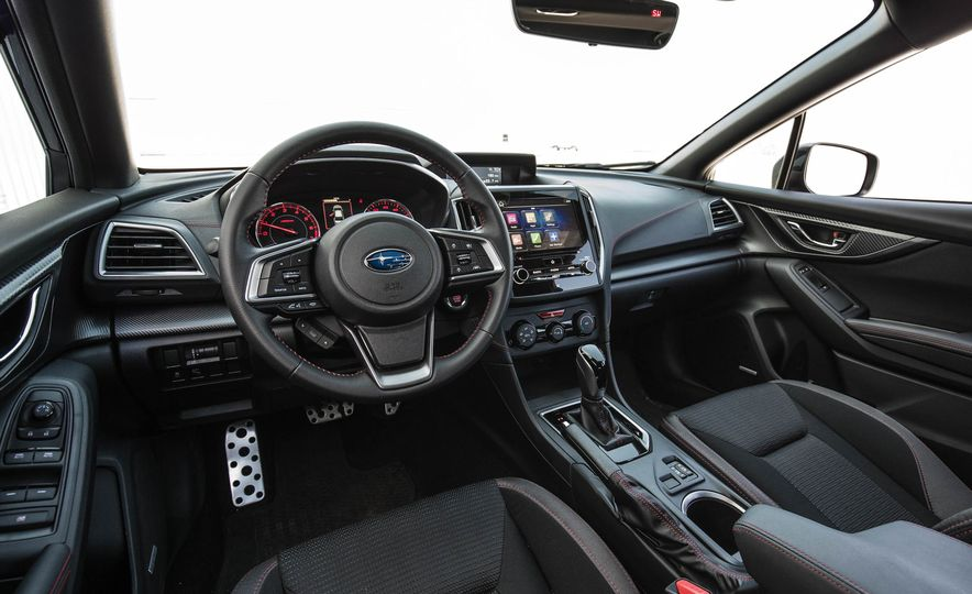 2017 Subaru Impreza - Slide 23