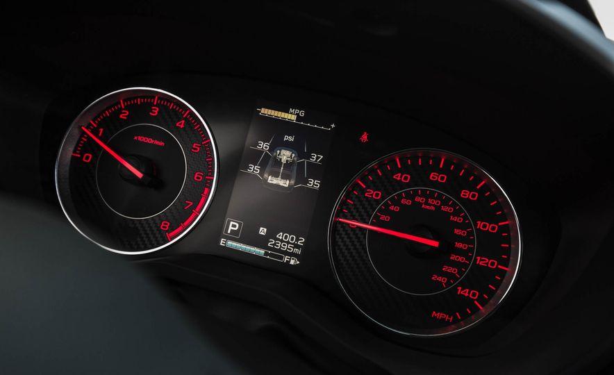 2017 Subaru Impreza - Slide 35