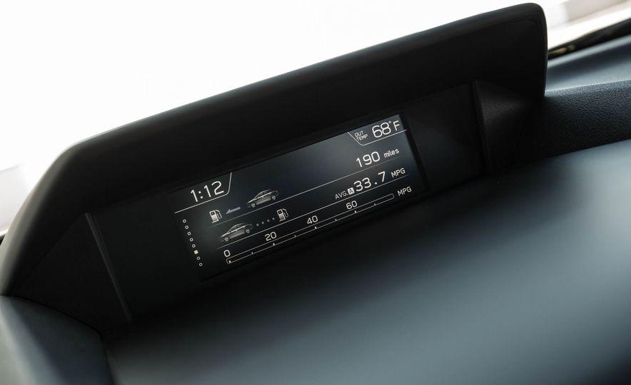 2017 Subaru Impreza - Slide 38