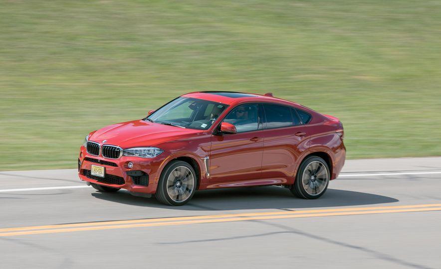 2017 BMW X6 M - Slide 1