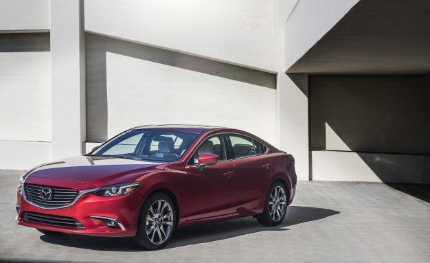 Halfway There: 2017.5 Mazda 6 Adds New Standard and Optional Features