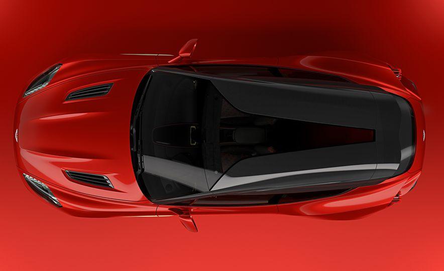 2018 Aston Martin Vanquish Zagato Shooting Brake - Slide 2