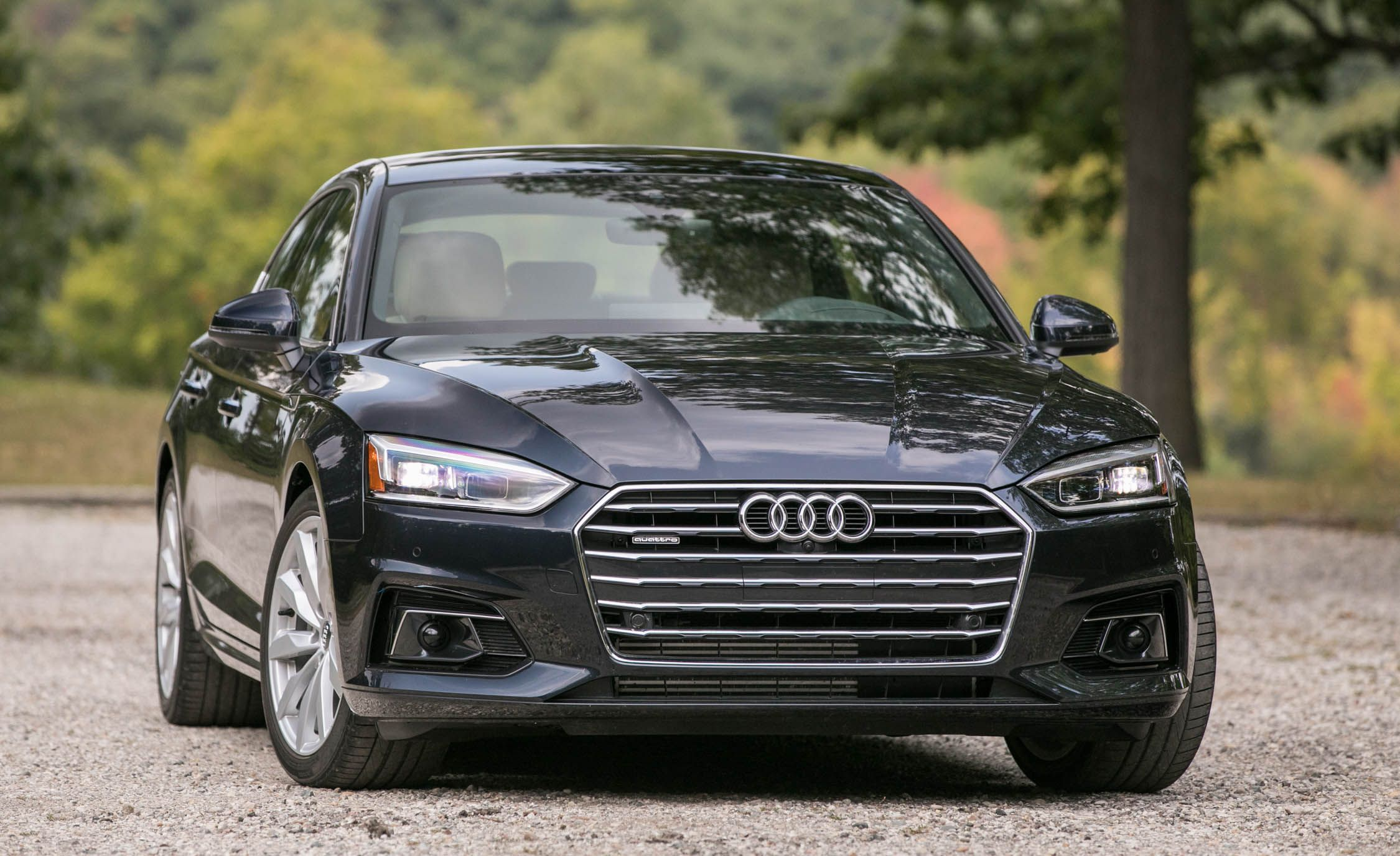 Audi A5 Sportback Reviews Audi A5 Sportback Price Photos And