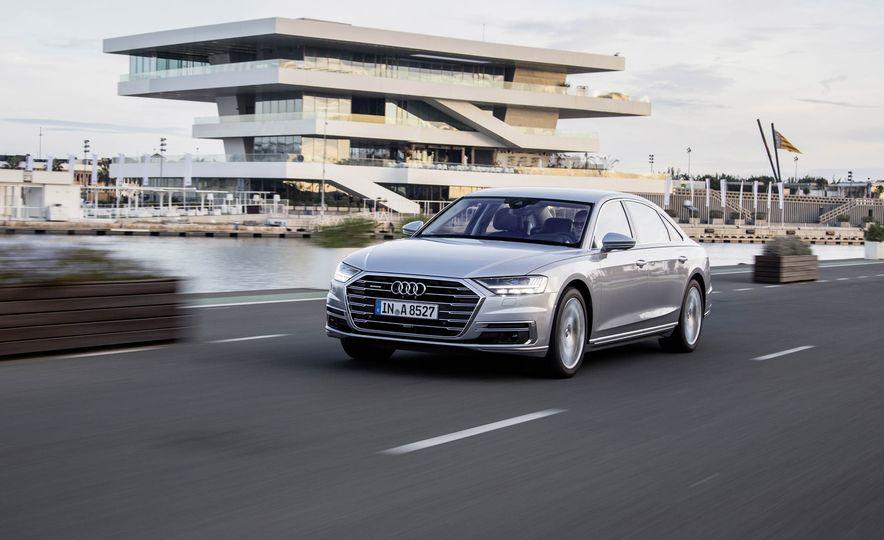 2019 Audi A8 L - Slide 3