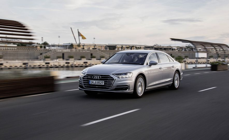 2019 Audi A8 L - Slide 4