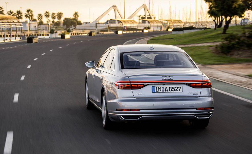 2019 Audi A8 L - Slide 10