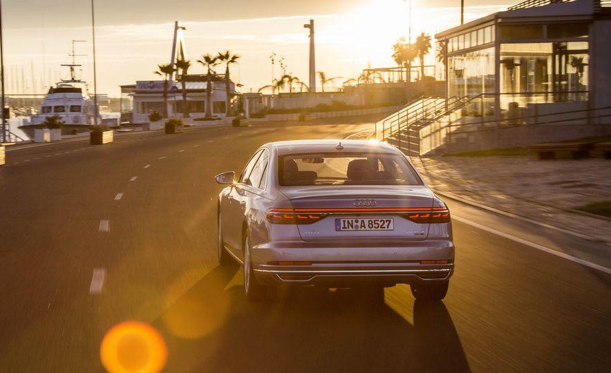 2019 Audi A8 L - Slide 11