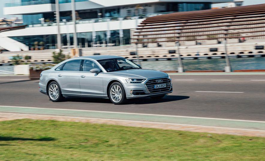 2019 Audi A8 L - Slide 13