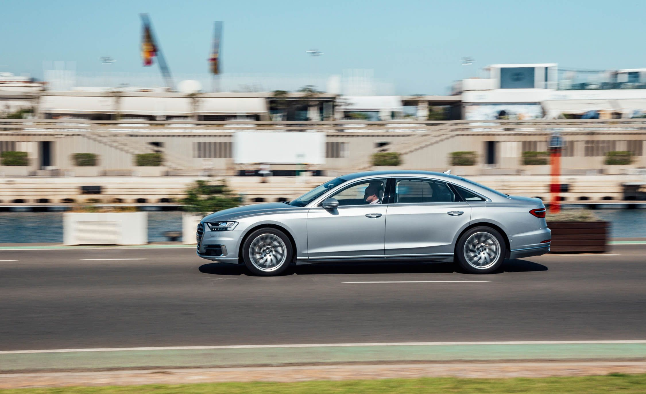 Audi A8 Reviews Price Photos And Specs Car Driver 4 2 Engine Diagram Front