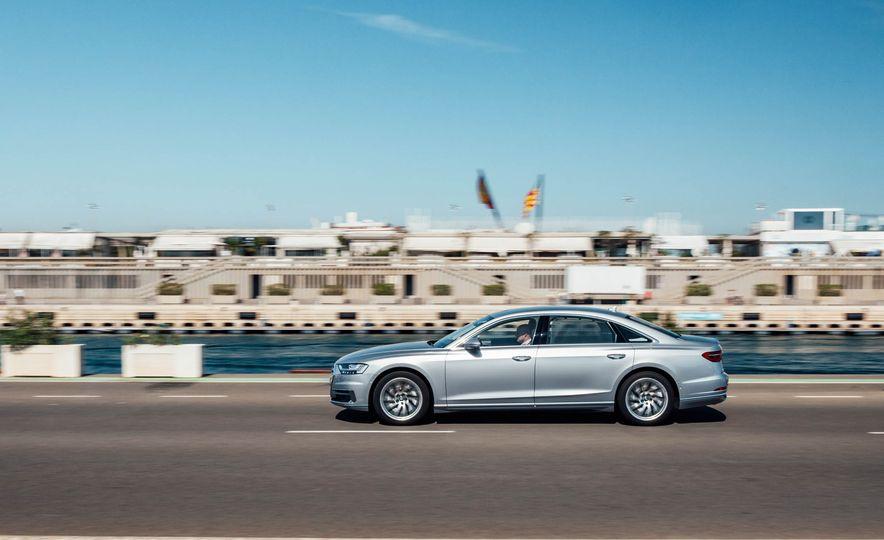 2019 Audi A8 L - Slide 18
