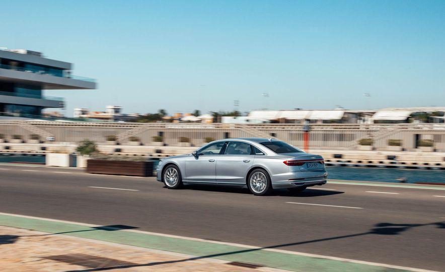 2019 Audi A8 L - Slide 19