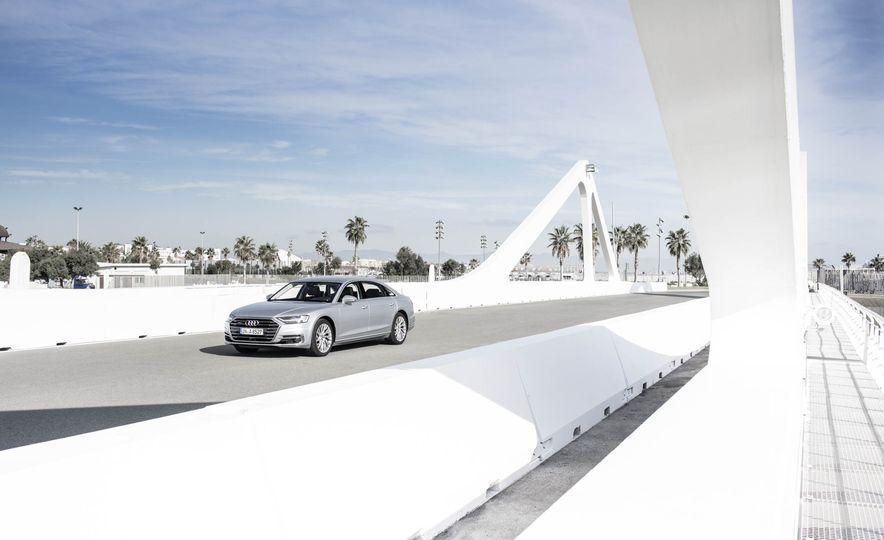 2019 Audi A8 L - Slide 22