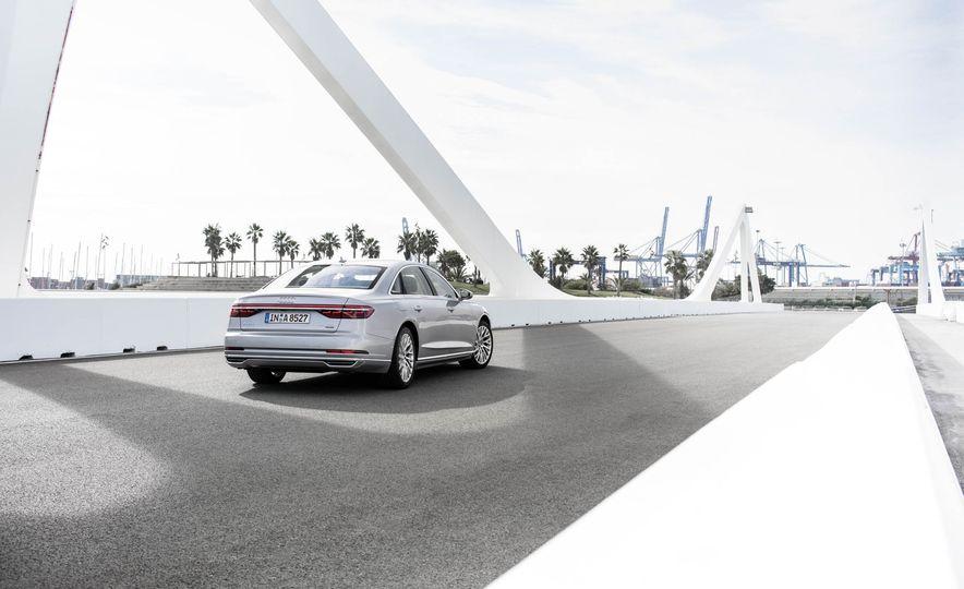 2019 Audi A8 L - Slide 23