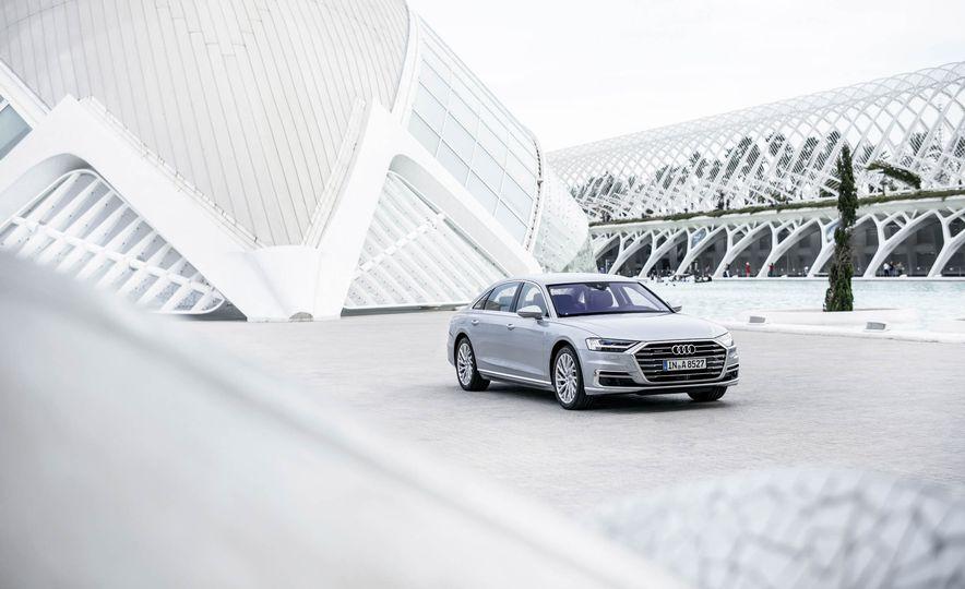 2019 Audi A8 L - Slide 24