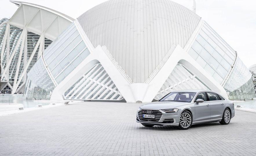 2019 Audi A8 L - Slide 25