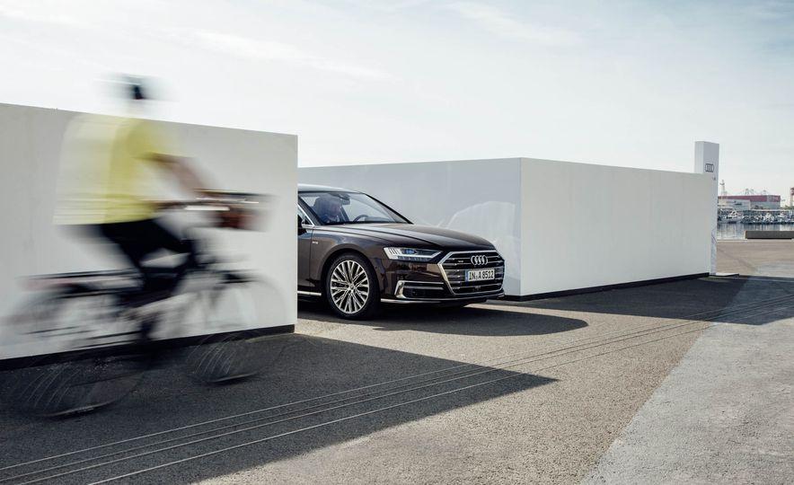 2019 Audi A8 L - Slide 27