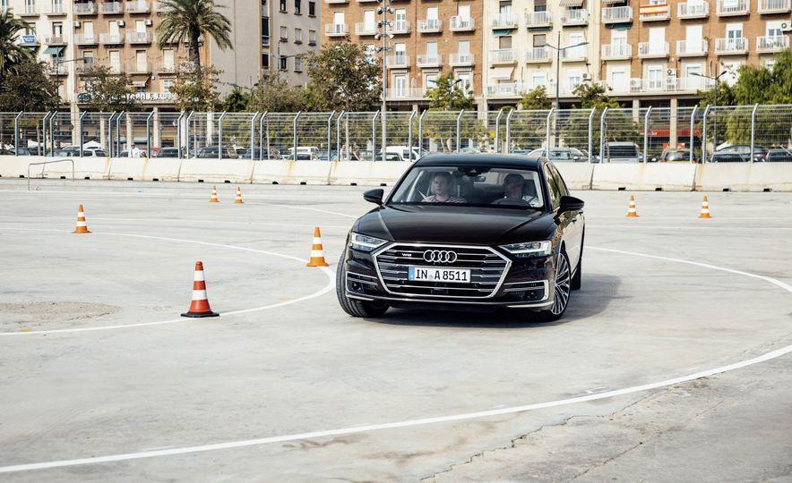 2019 Audi A8 L - Slide 28