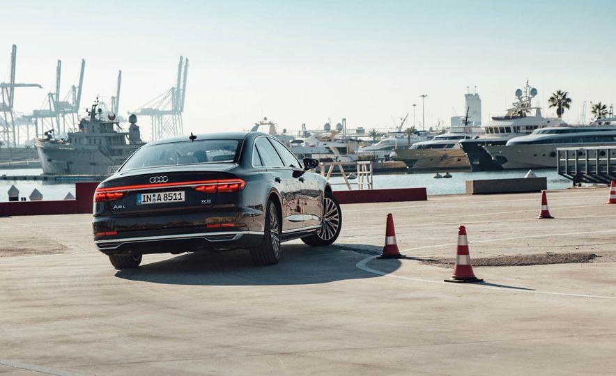 2019 Audi A8 L - Slide 32