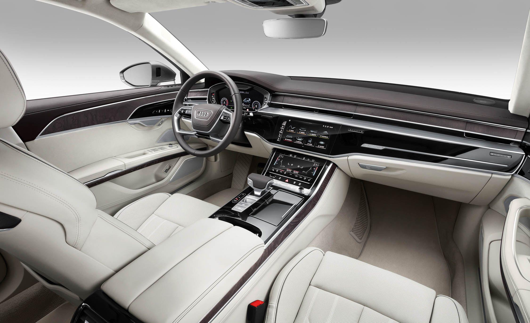 Audi A8 Reviews Price Photos And Specs Car Driver The Big 3 Audio Diagram