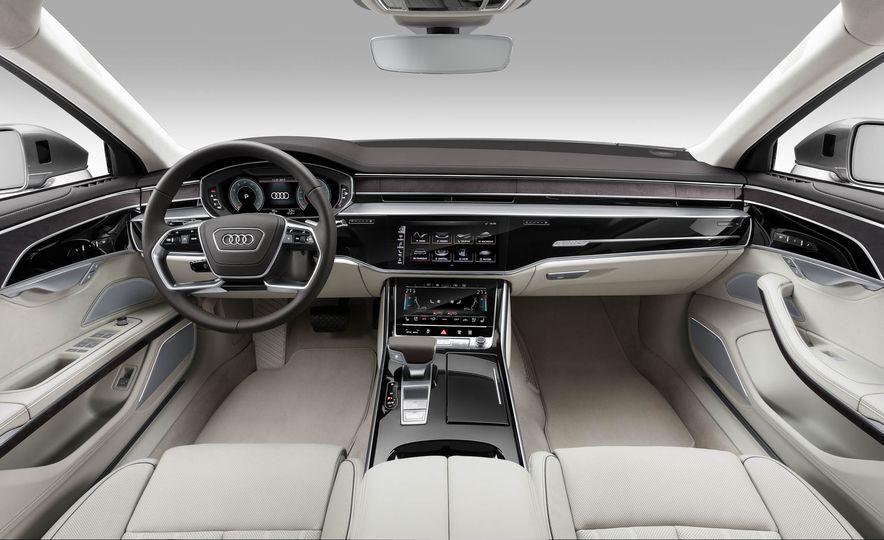 2019 Audi A8 L - Slide 34