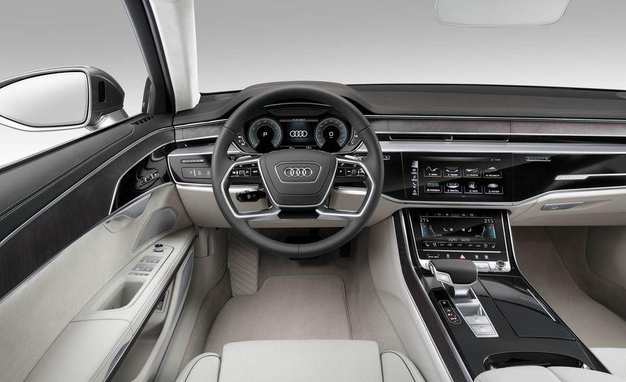 2019 Audi A8 L - Slide 35