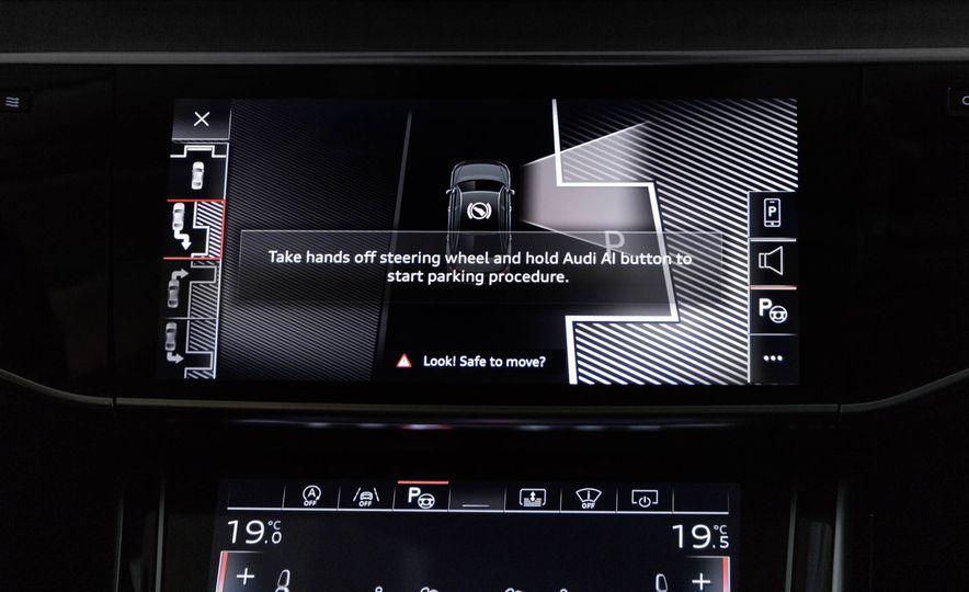 2019 Audi A8 L - Slide 36