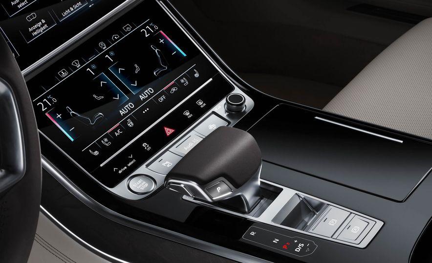 2019 Audi A8 L - Slide 38