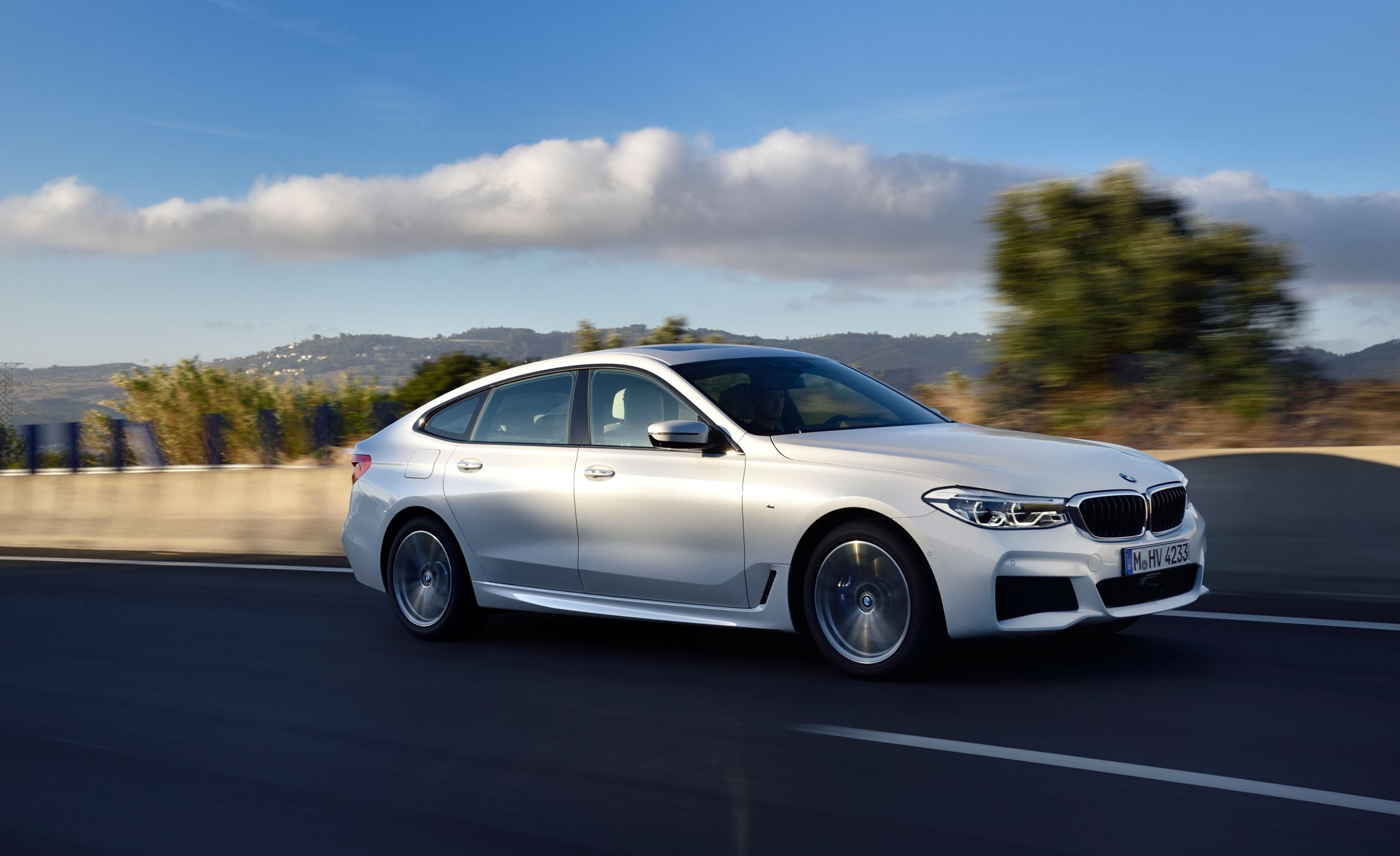 Bmw 6 Series Gran Turismo Reviews Price Photos And Specs Car Driver