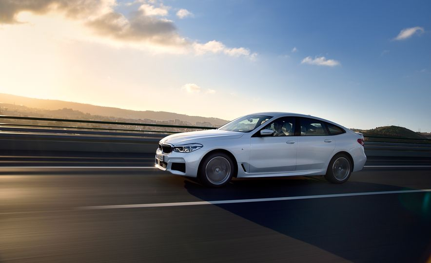2018 BMW 640i xDrive Gran Turismo - Slide 6