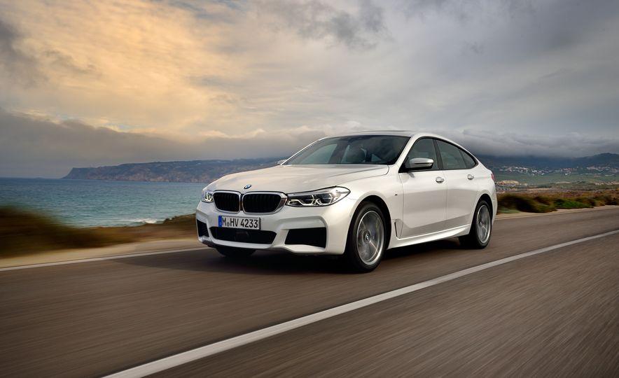 2018 BMW 640i xDrive Gran Turismo - Slide 7