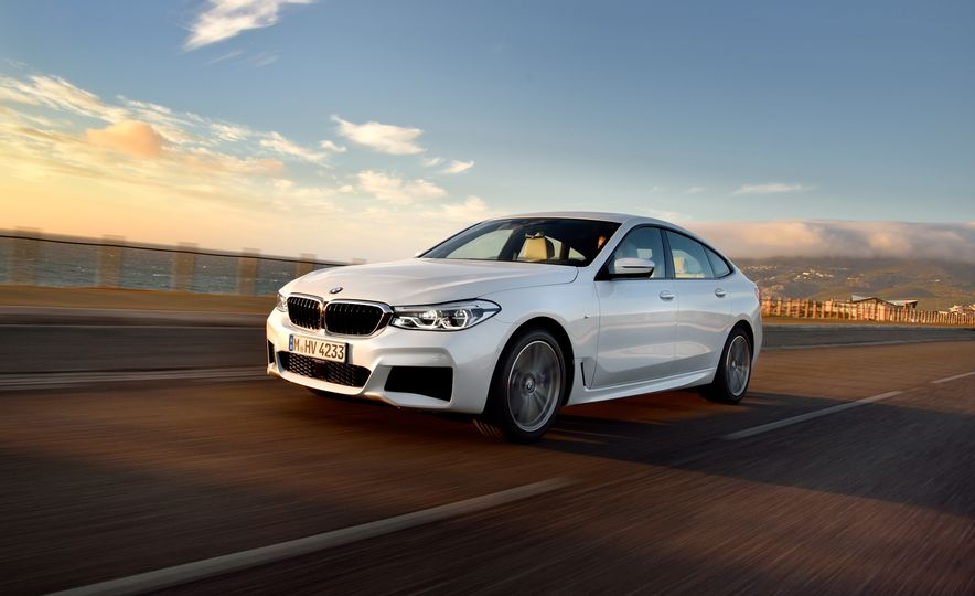 2018 BMW 640i xDrive Gran Turismo - Slide 8