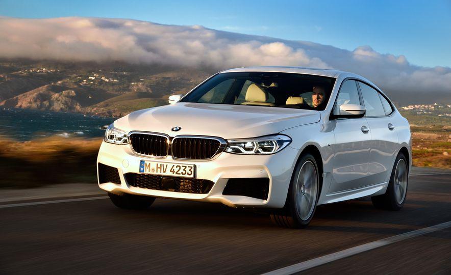 2018 BMW 640i xDrive Gran Turismo - Slide 10