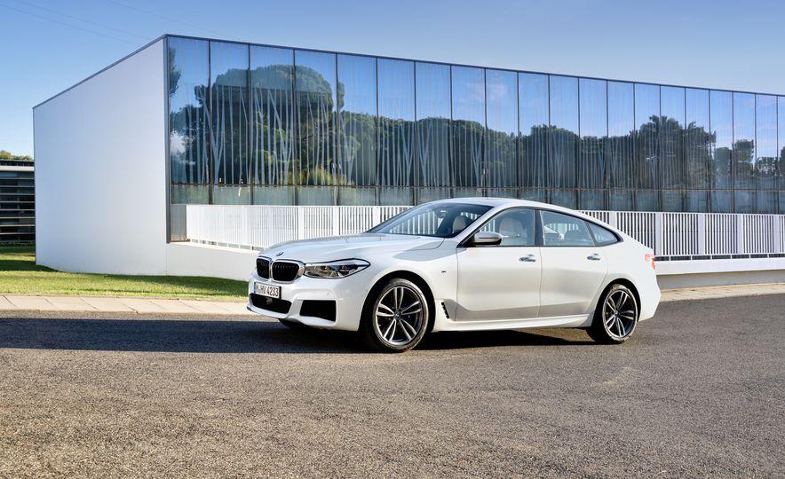 2018 BMW 640i xDrive Gran Turismo - Slide 22