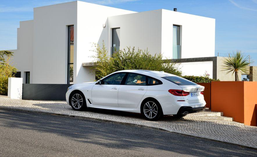 2018 BMW 640i xDrive Gran Turismo - Slide 23