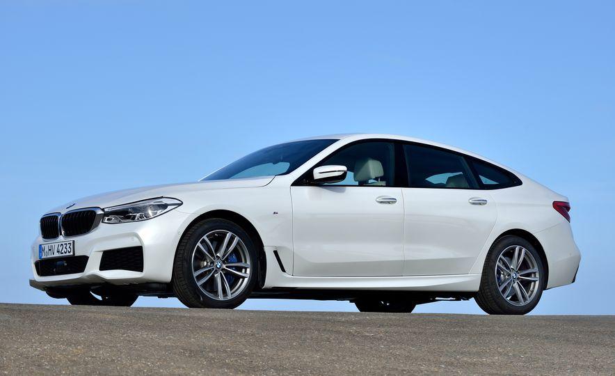 2018 BMW 640i xDrive Gran Turismo - Slide 24