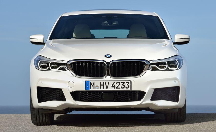 2018 BMW 640i xDrive Gran Turismo - Slide 28